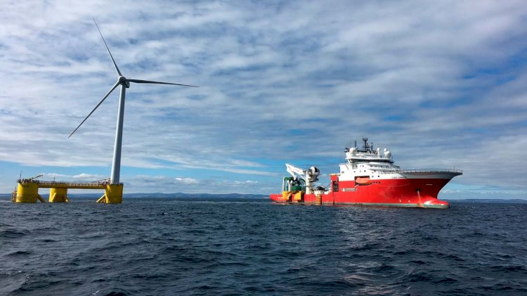 Global Offshore to install cable at the Kincardine floating offshore wind farm