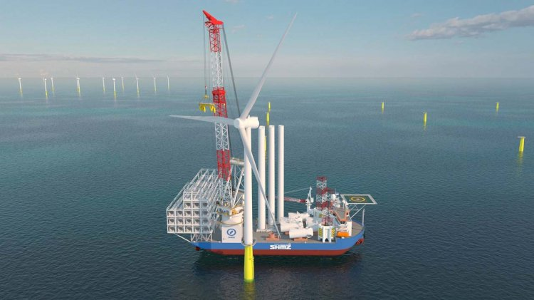 ABB wins contract for Japan's first super-size wind turbine installation vessel