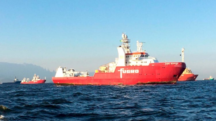 Fugro and NOAA collaborate on new 'opportunistic' approach to EEZ mapping