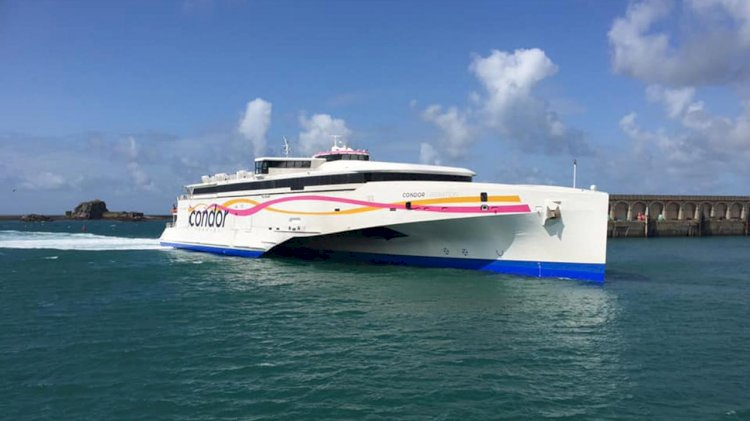 Brittany Ferries completed deal for purchase of Condor Ferries