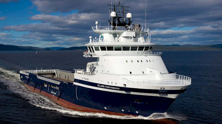Island Offshore secures contracts for its LNG-fuelled vessels