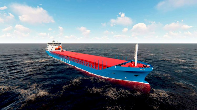 Coastal cargo carrier to be hybrid electric for lower emissions