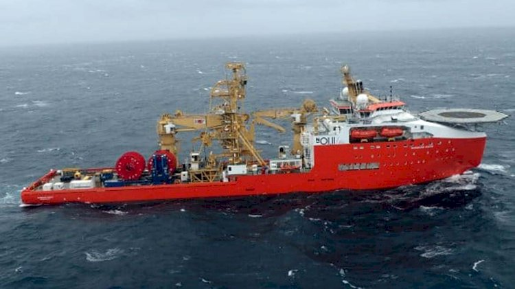 Ocean Installer awarded installation contract in China