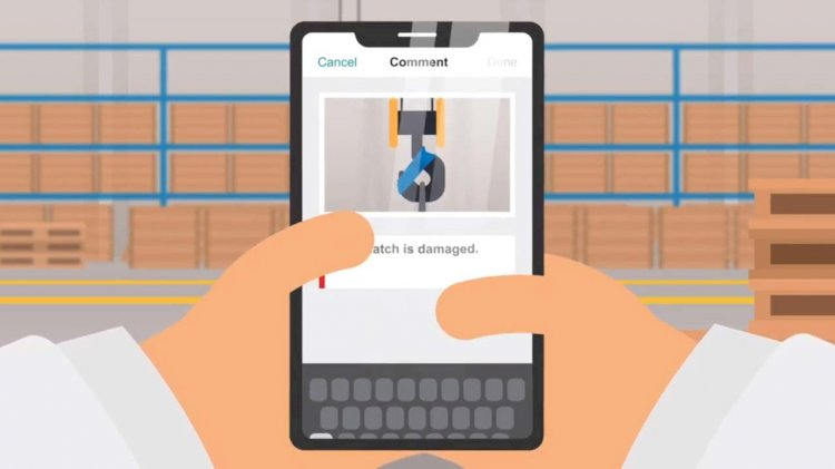 VIDEO: Konecranes presents a digital solution for Daily Inspections