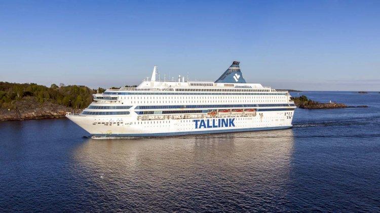 Tallink Grupp suspends operations of its Tallinn-Helsinki route vessel