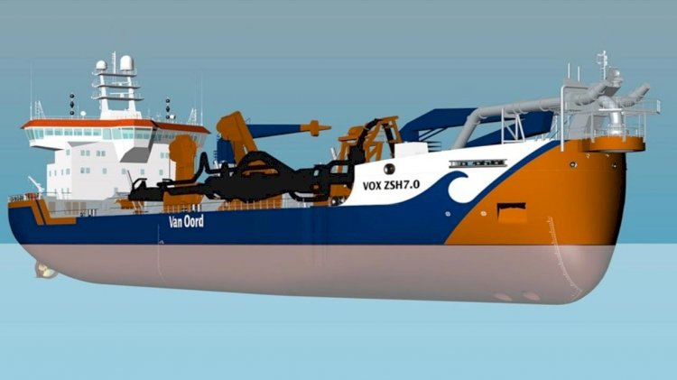 DMC wins an order for sets of steering and rudder systems