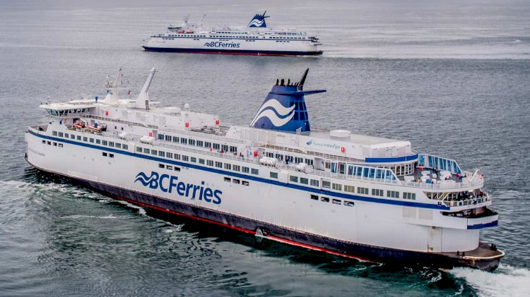 BC Ferries to allow passengers on closed car decks temporarily