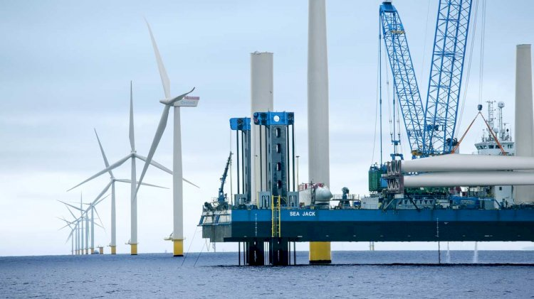 TEPCO and Ørsted collaborate to develop the Choshi offshore wind project