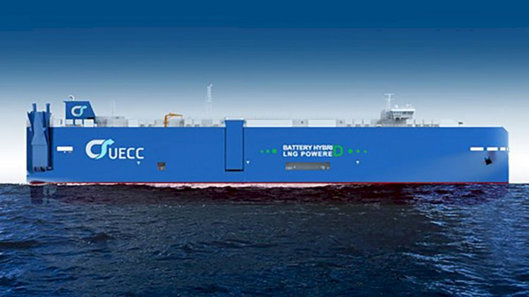 WE Tech to deliver its Solution Four for UECC's LNG vessel