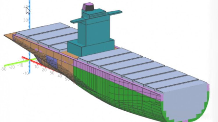 3D based design can improve digital solutions in the ship industry