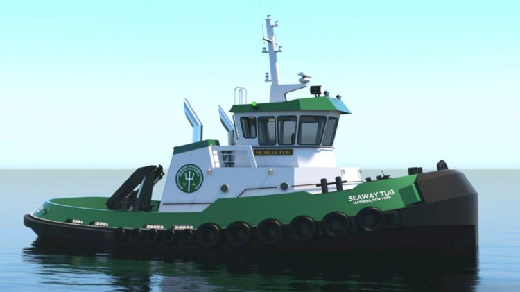SCHOTTEL to equip a new tugboat for SLSDC with azimuth thrusters