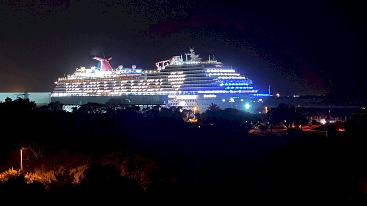 'We Will Be Back': Carnival Cruise Line is lighting up all of its ships