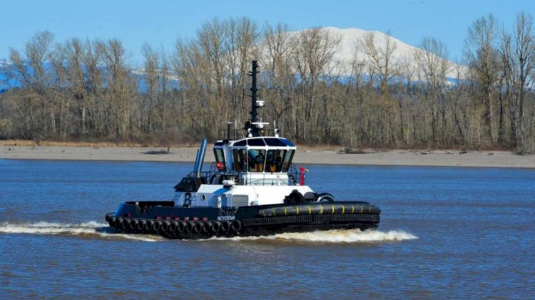 New tug to serve Pacific Northwest and California ports