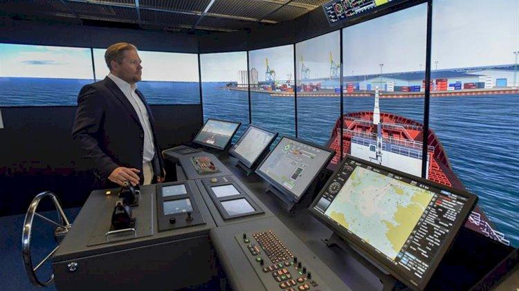 Wärtsilä delivered a navigation simulator to SAMK in Finland