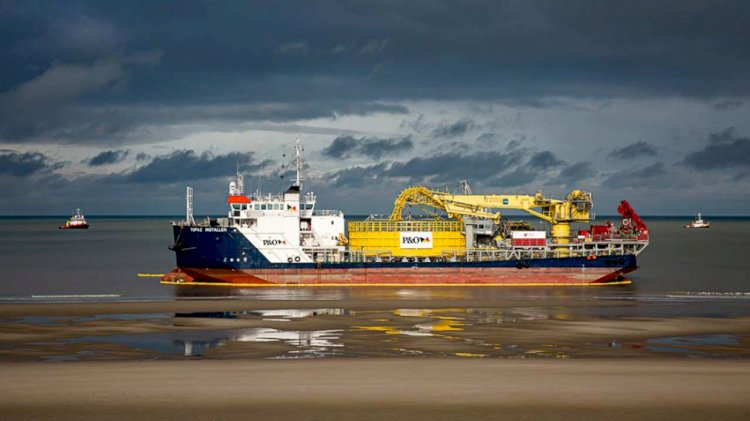 P&O Maritime Logistics builds two new vessels for OTML