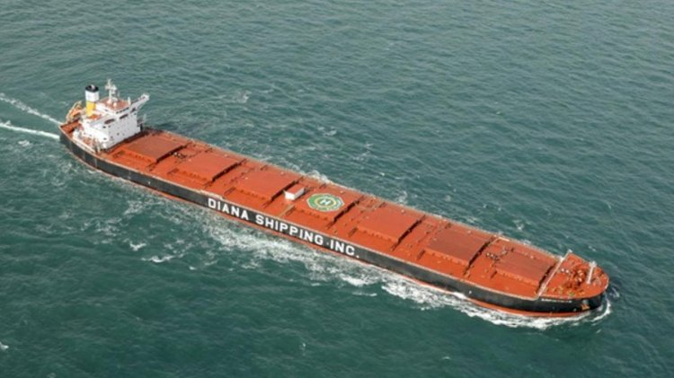 Diana Shipping announces a contract for Amphitrite with SwissMarine