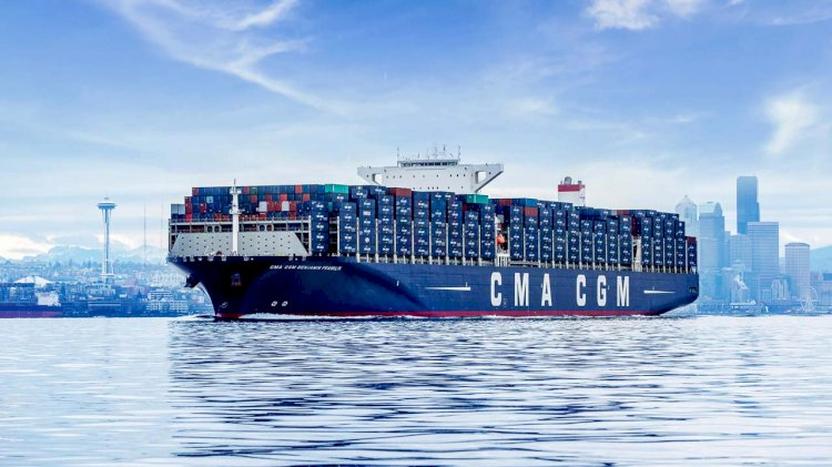 New CMA CGM's solution guarantees priority transportation of goods