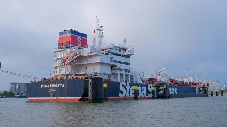 Stena Bulk performs a test running an MR tanker on 100% biofuel