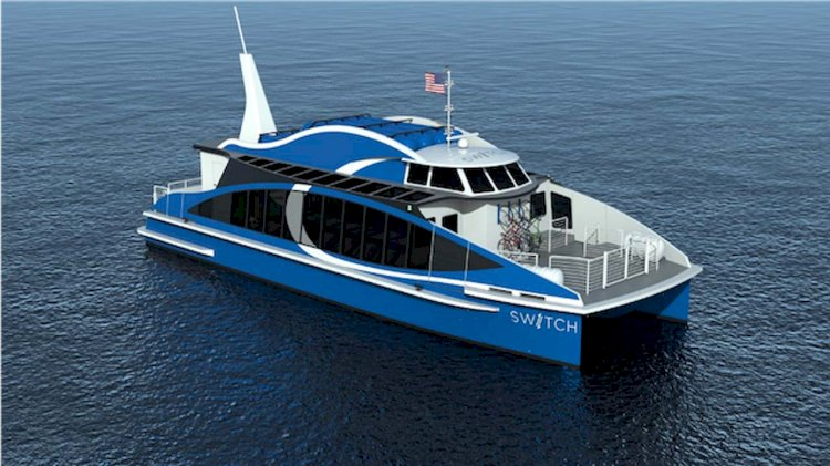 AAM to complete construction of the first hydrogen fuel cell vessel in the U.S