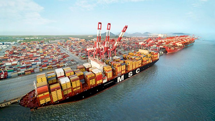 MSC univeils new flexible cargo service to meet demand from Asia
