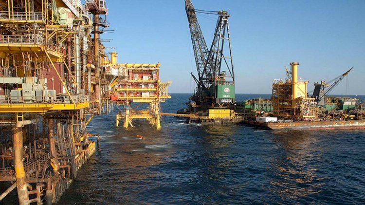 ONGC achieves first gas from project offshore India