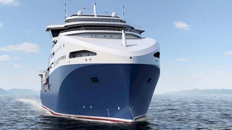 Wärtsilä designes the world's largest krill trawler
