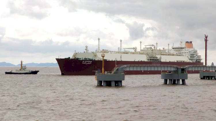 Qatargas delivers first Q-Flex LNG cargo to Zhoushan terminal in China