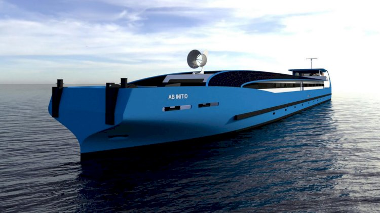 Concordia Damen to build sustainable training vessel