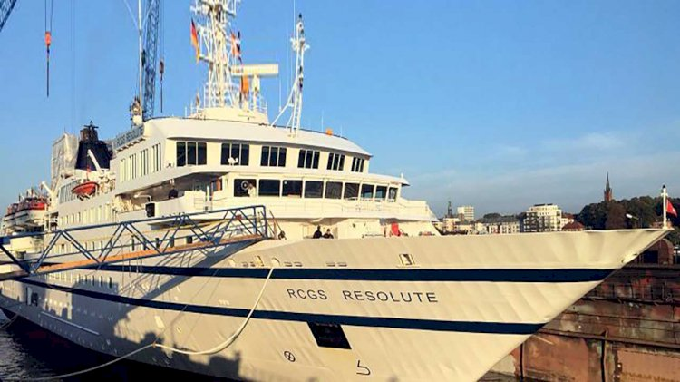 Columbia Cruise: Statement on RCGS RESOLUTE incident