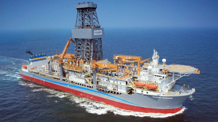 Oil discovery in the US Gulf of Mexico