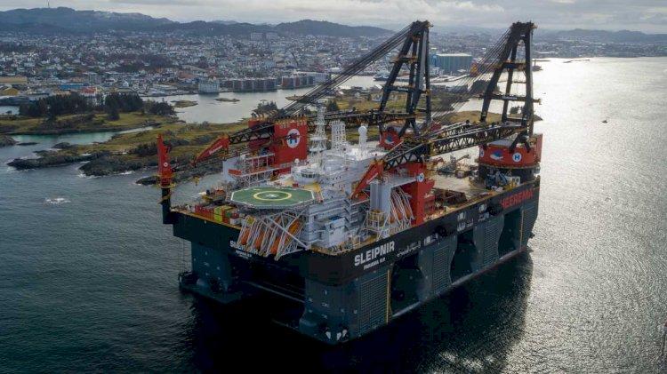 Nova module ready for sail away to Neptune Energy's Gjøa platform