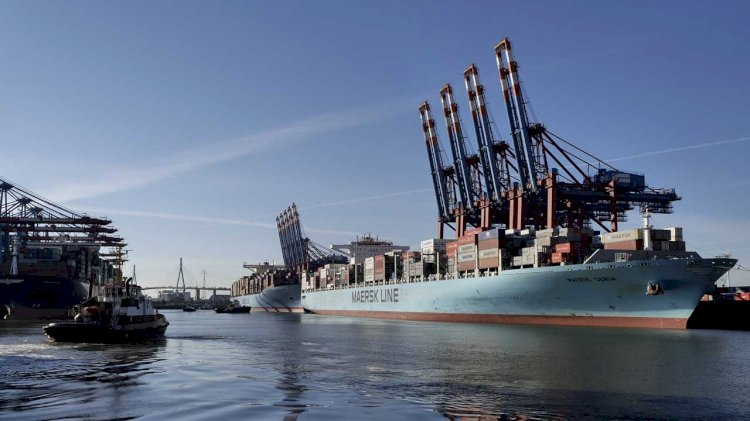 Maersk launches new intermodal container service in Russia