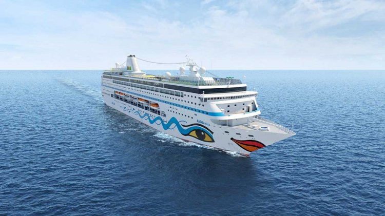 AIDA Cruises cancels trips until 31 May