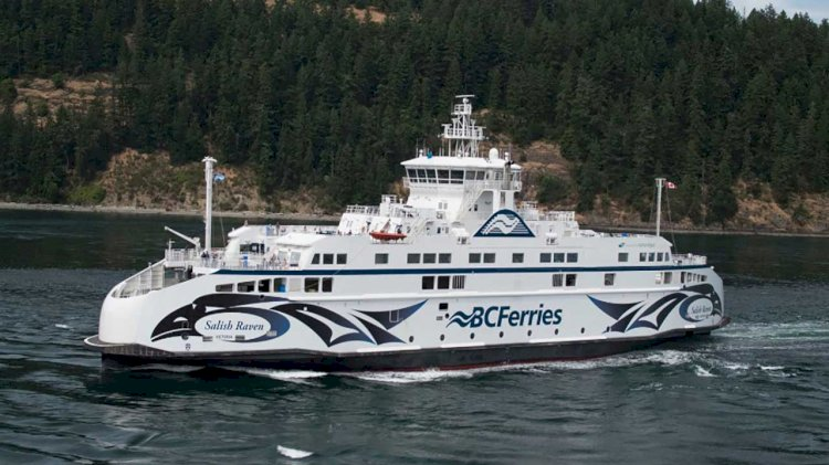 BC Ferries adjusts service to Southern Gulf Islands in Canada