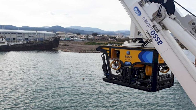 SMD supplies ROV system to Asso.subsea