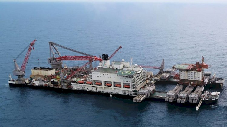 Allseas wins removal contract for multiple North Sea installations