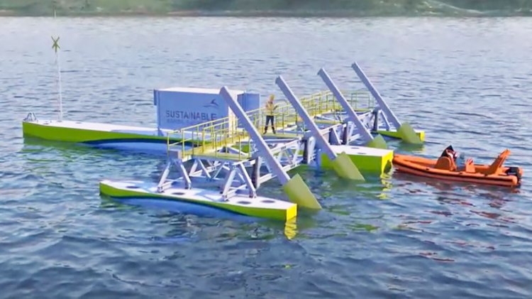 VIDEO: Introduction to the Project Pempa'q Tidal Energy Project