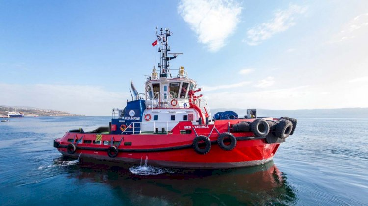 Med Marine's tug started its operations in mexican Port Of Manzanillo