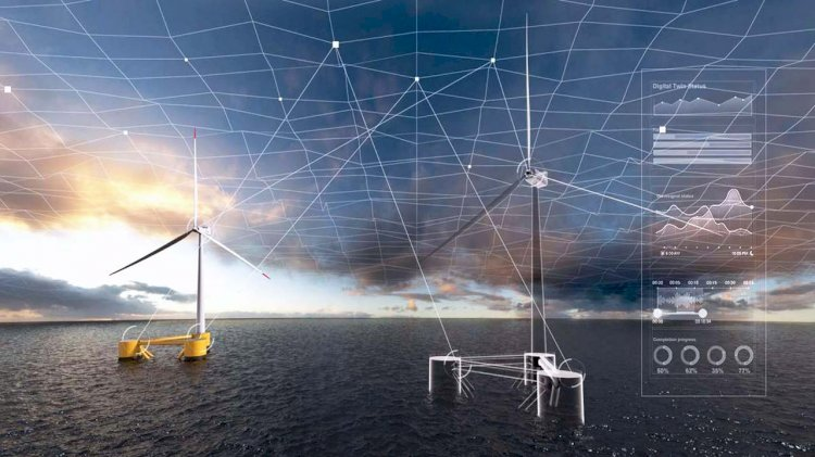 Aker Solutions and Cognite secure digital offshore wind energy technology grant