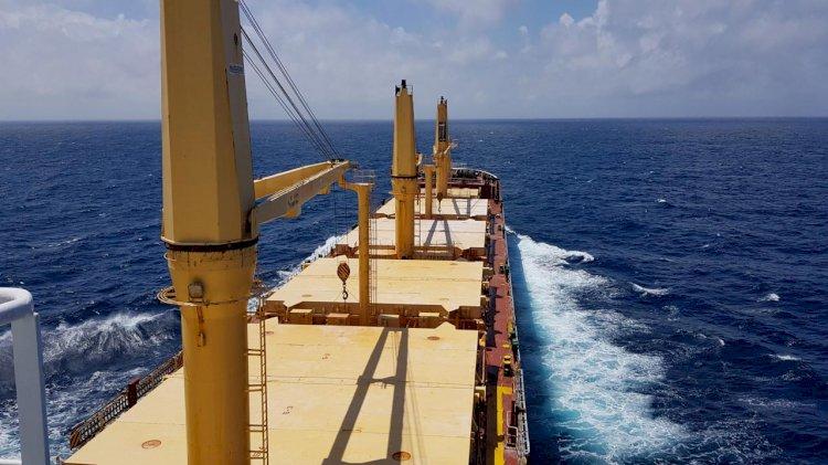 MINSHIP embarks on bulk carrier biofuel trial