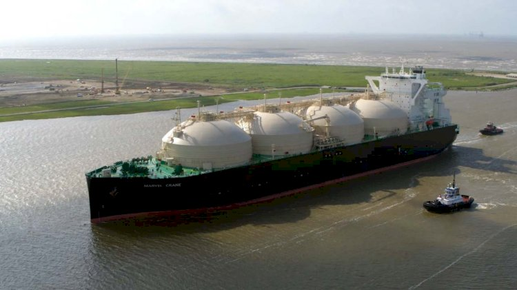 McDermott and Chiyoda introduce feed gas into Cameron LNG's final Train