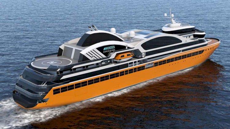 Wärtsilä to develop luxury cruise vessel design for cruise expeditions