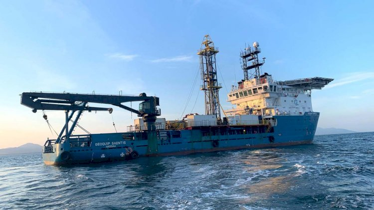Oriel Windfarm completes geotechnical campaign