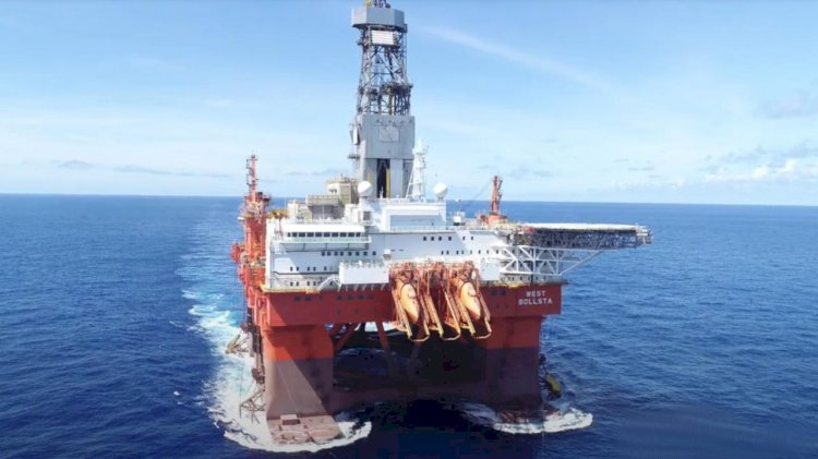 World's largest floating rig to drill wells in the Barents Sea