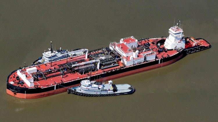 Bollinger delivers articulated tug and barge unit to Crowley Fuels LLC