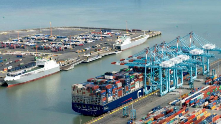 IMDC and Tractebel help to keep the port of Zeebrugge accessible