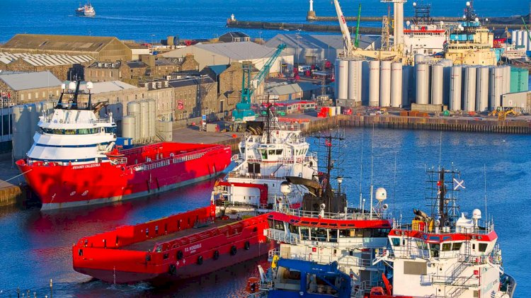 Aberdeen Harbour creates 'click and collect' slots for vessels