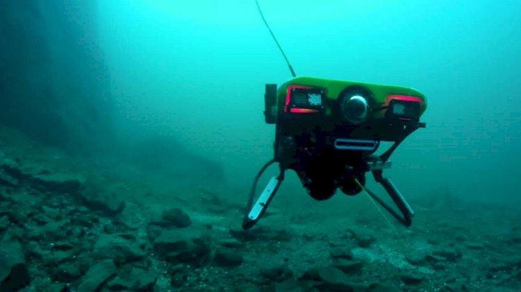 VideoRay and Sonardyne demonstrate benefits of combined technologies