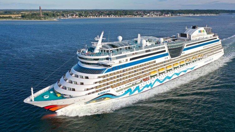 AIDA Cruises cancels trips until 30 June