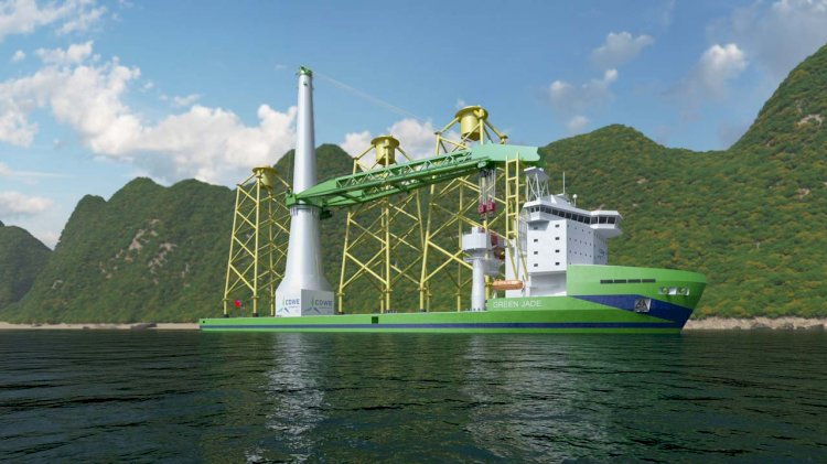 CSBC-DEME to work on first Taiwan-built offshore wind  installation vessel